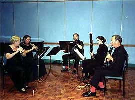 Mythos Brass and Wind Quintet