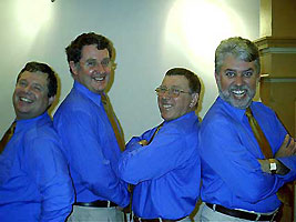 Phonix Barbershop Quartet