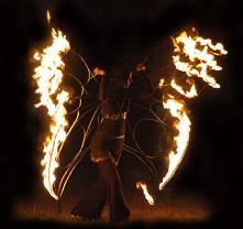 Fire Artists, Flaming Wings