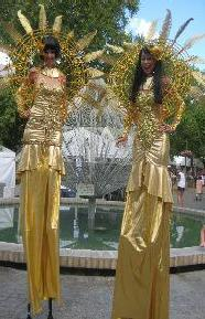 Golden Goddesses